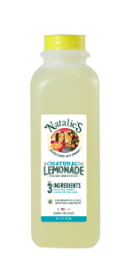 Natalie's Natural Lemonade for #NationalLemonadeDay