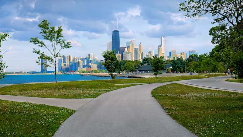 chicago parks for seniors