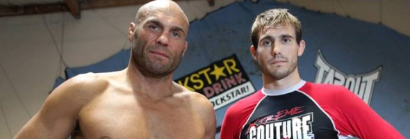 Randy and Ryan Couture