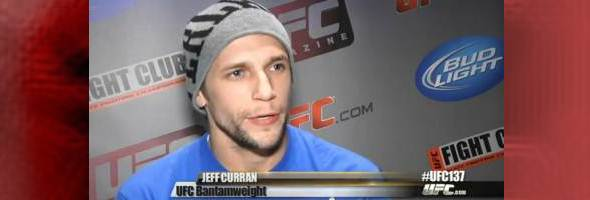 Jeff Curran UFC 137