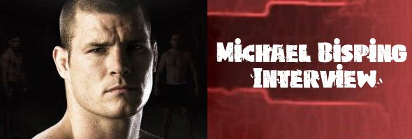 Michael Bisping Interview
