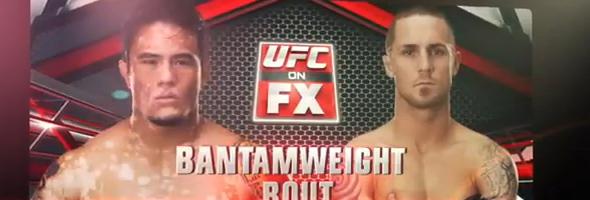 UFC on FX: Eddie Wineland vs. Scott Jorgensen