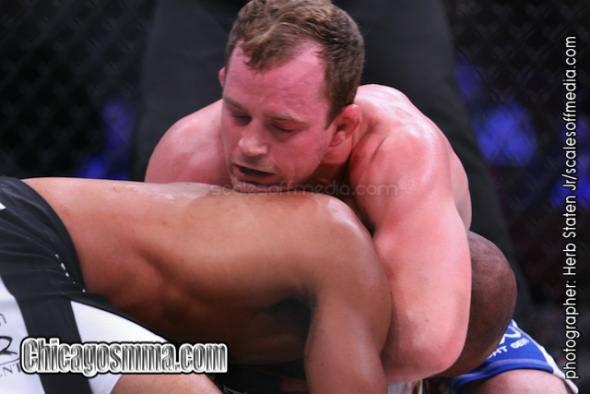 Bellator 75: Chase Beebe vs. Bo Harris