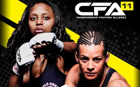 CFA 11: Fallon Fox vs. Alanna Jones