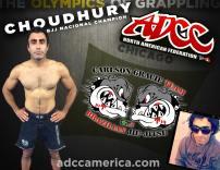 ADCC Chicago: Omar Choudhury