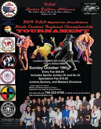 Combat Do Jiu Jitsu Tournament