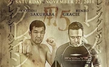Metamoris 5: Gracie vs. Sakuraba