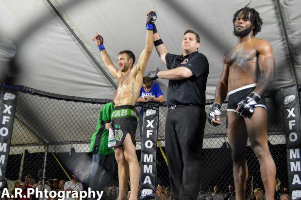 Vince DeCicco vs. Darren Gibbs - XFO Fight Fest Hebron
