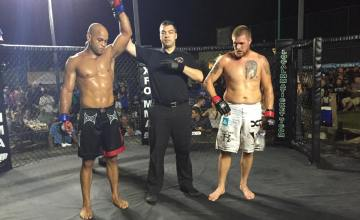 Drew McFedries wins at XFO 56 - Outdoor War 11