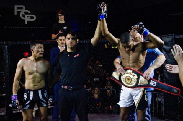 XFO Fight Night: Andrew Johnson vs. Kyial Sheriev
