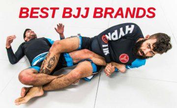 Best BJJ Brands
