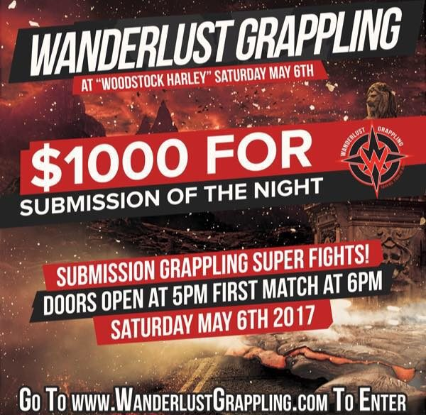 Wanderlust Grappling