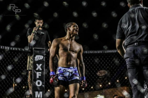 XFO Outdoor War 13: Datrelle Kozeluh