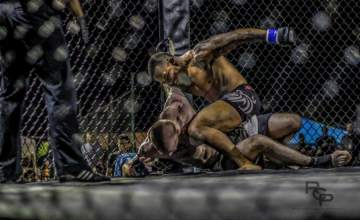 XFO Outdoor War13 Rich Moad vs Antoine Gray
