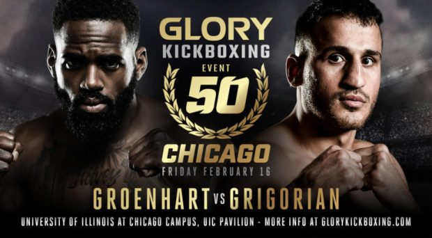 GLORY 50 in Chicago