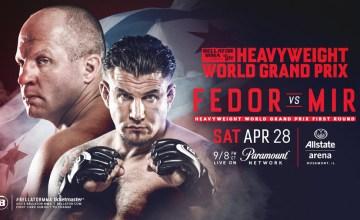 Bellator in Chicago: Fedor vs. Mir