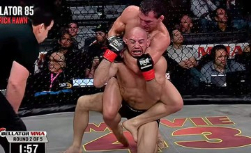 Michael Chandler Bellator Submissions and Knockouts