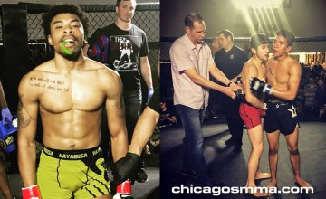 Total Fight Challenge: Emanuel Pugh, Anthony Farfan, Elias Garcia