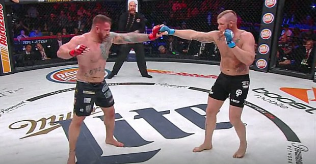 Bellator 198: Rob Morrow vs. Adam Maciejewski