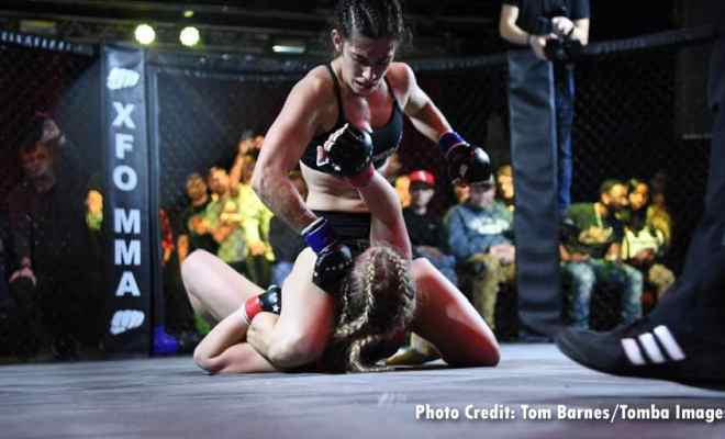XFO Kendra Kazmaier vs. Kim Bulow