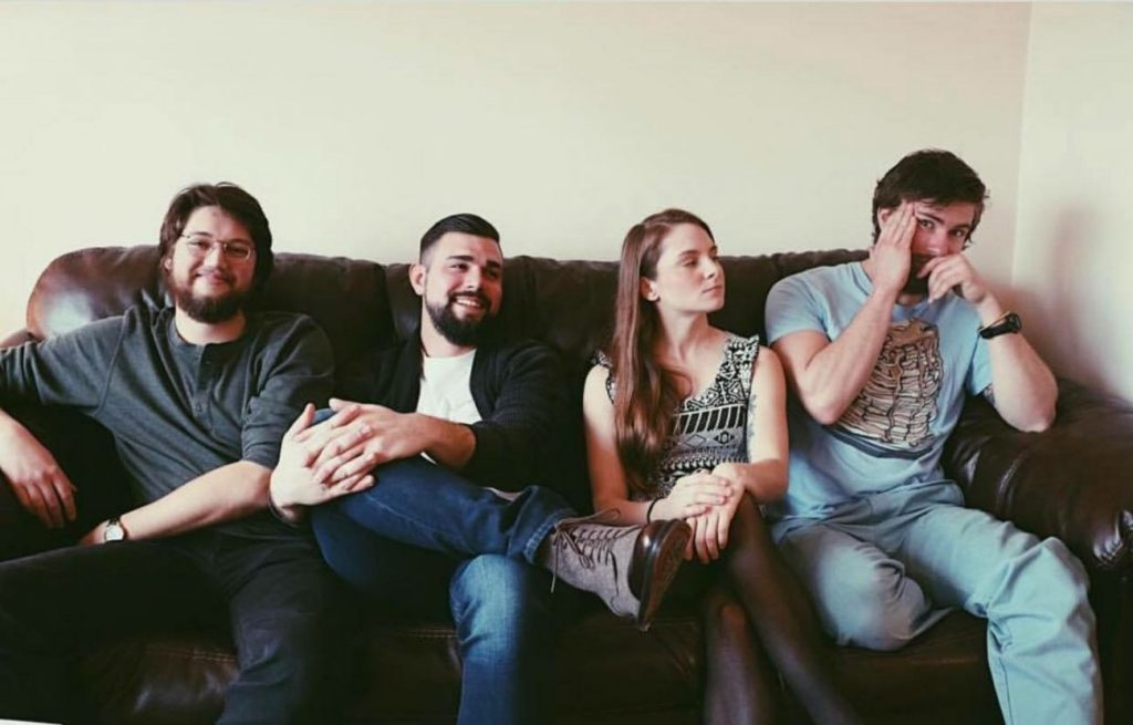 Indie-folk rockers of The Darling Suns bring new tunes and a new vibe to The Underbelly Hours Presents at Pheasant Run Resort Friday, May 31. Courtesy of The Darling Suns