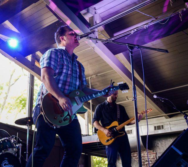 Matt Derda & the High Watts - Courtesy of Brian Shamie