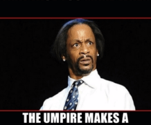 Chicago's Great Sports Weekend Ruined by Umps!?