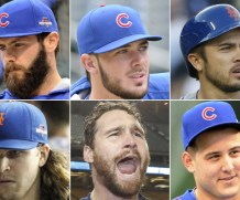 Comparing the Chicago Cubs and New York Mets NLCS Rosters
