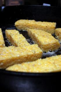 Jenny's Fried Corn Mush