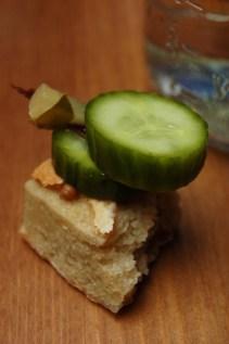 Ashley's homemade pickles