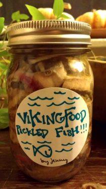 Jenny's Pickled herring