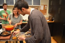 Will and Shannon plating