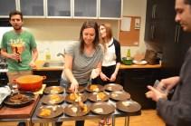 Shannon plating dessert