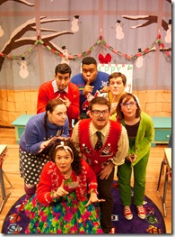 "A scene from Emerald City Theatre's ""Junie B. Jones,"" adapted by Allison Gregory and Directed by Jacqueline Stone."
