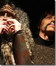 Klingon Christmas Carol - Commedia Beauregard Chicago