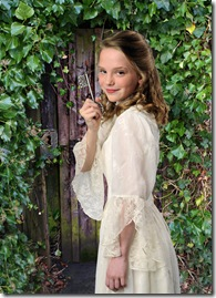 Sophie Thatcher is Mary Lennox - Secret Garden