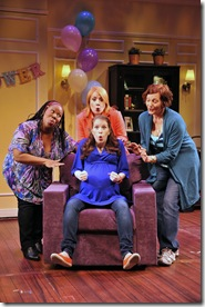 Madeline Duffy-Feins, Jen Chada, Kimberly Vanbiesbrouk, Melody Betts - Motherhood the Musical