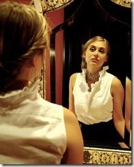 Kristen Johnson as Anais - Devour, Twenty Percent Theatre
