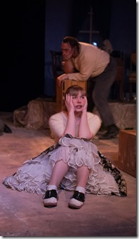 """City Lit Theater's """"Peyton Place"""", adapted and directed by Paul Edwards, from the novel by Grace Metalious. (photo credit: Tom McGrath)"""