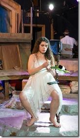 Allyce Torres in Estrella Cruz, Halcyon Theatre
