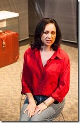 Jaimelyn Gray as Barbara Hoyle in Three Hotels by Jon Robin Baitz, Bluebird Arts