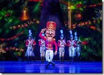 Alberto Velazquez as The Nutcracker in Nutcracker by Christopher Wheeldon, Joffrey Ballet