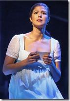 Ari Afsar stars as Eliza Hamilton in Hamilton by Lin-Manuel Miranda, Broadway in Chicago
