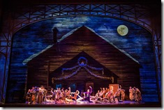 The Joffrey Ballet presents Christopher Wheeldon's The Nutcracker, Auditorium Theatre 4