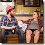 Evan Linder and Liz Sharpe in Byhalia Mississippi, New Colony Definition Theatre