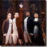 Hamilton by Lin-Manuel Miranda at PrivateBank Theatre, Broadway in Chicago 3