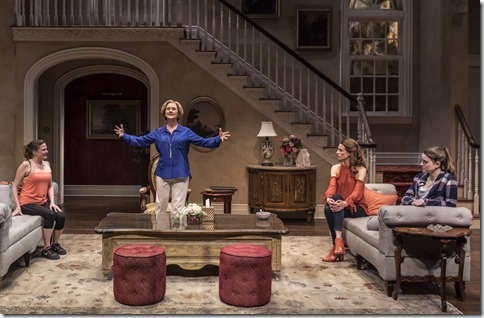 Linsey Page Morton, Janet Ulrich Brooks, Louise Lamson and Grace Smith star in Plantation