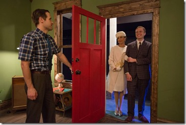 Michael McKeough, Ariel Richardson and Peter Ash star in Southern Gothic, Wiindy City Playhouse