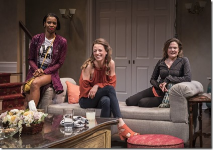 Tamberla Perry, Louise Lamson and Linsey Page Morton star in Plantation, Lookingglass