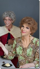 Ed Jones, David Cerda, Adrian Hadlock and Grant Drager star in Golden Girls Lost Episodes Hell Handba